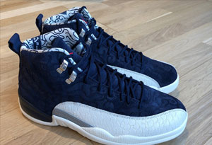 AJ12 International Flight开箱测评 AJ12 International Flight实物欣赏