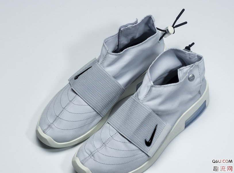 "Nike Air Fear of God Moccasin ""Light Bone"" 細節曝光 耐吉Air FOG Moccasin ""Light Bone""發售消息"
