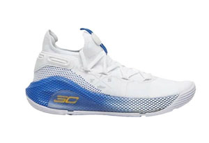 Curry 6 Dub Nation