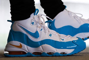 "Nike Air Max Uptempo 95""Blue Fury"""