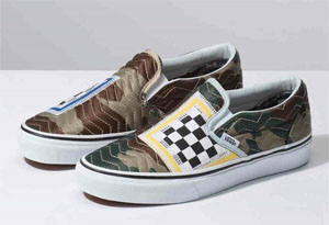 "Vans Slip-On 鞋款 2019""Mixed Quilting""版本发售信息 Vans Slip-On ""Mixed Quilting""官图赏析"