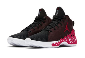 AJ jumpman diamond mid黑红、黑白谍照 jumpman diamond mid配置怎么样