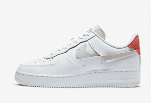 Air Force 1 Inside Out发售信息 耐克AF1断钩实物图