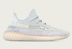 Yeezy Boost 350 V2 Cloud White发售信息 Yeezy Boost 350 V2冷白实物图