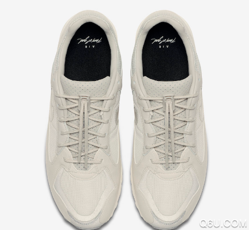FOG x Air Skylon 2 Light Bone发售信息 FOG x Air Skylon 2新配色细节图