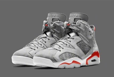 "Air Jordan VI Retro""Neutral Grey"""