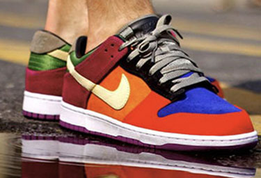 "Nike Dunk Low SP ""Viotech复刻""发售信息 Nike Dunk Low SP ""Viotech复刻实物赏析"