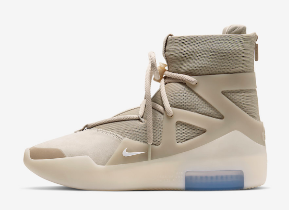 "Air Fear of God 1 ""Oatmeal""即将发售 Air Fear of God 1实物赏析"