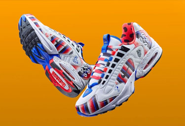 "Air Max Triax 96 ""Doernbecher""发售 Air Max Triax 96 慈善系列实物赏析"