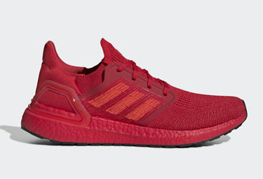 "adidas Ultra Boost 20 ""Triple Red"""