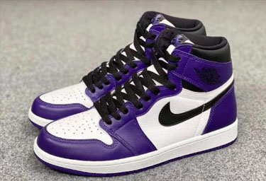 "Air Jordan 1 High OG""Court Purple"""