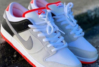 "Nike SB Dunk Low""Infrared"""