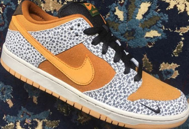 "Nike SB Dunk Low""Safari"""
