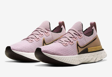 Nike React Infinity Run``Plum Fog''