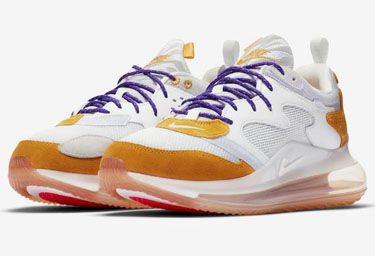 "OBJ x Nike Air Max 720 ""LSU"""