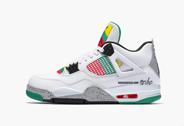 Air Jordan 4 Do the Right Thing